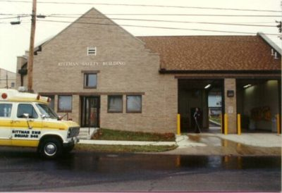 Current REMS Headquarters Completed 1989.